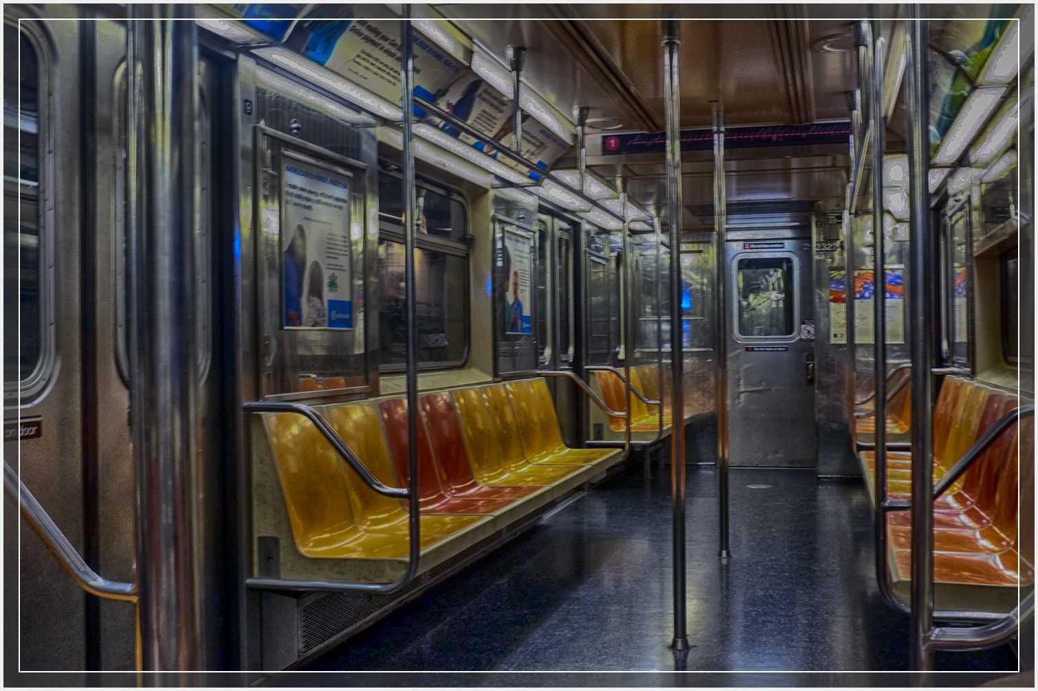 New York - Suway